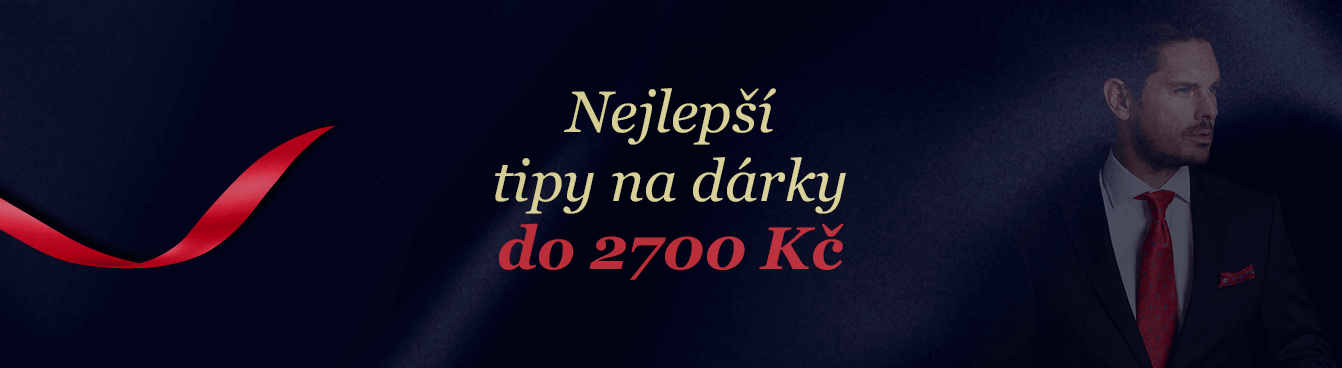 Dárky do 2700 Kč