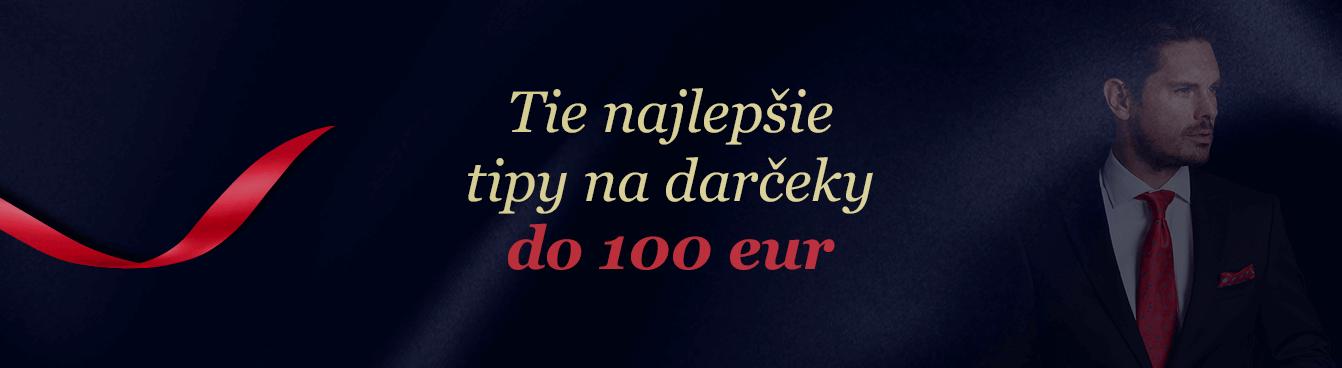 Darčeky do 100 EUR