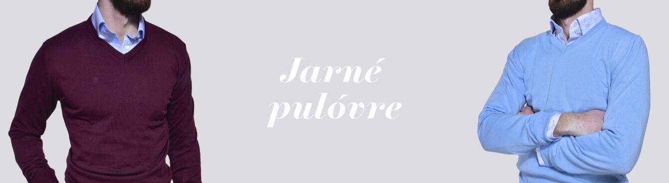 Jarné Pulóvre